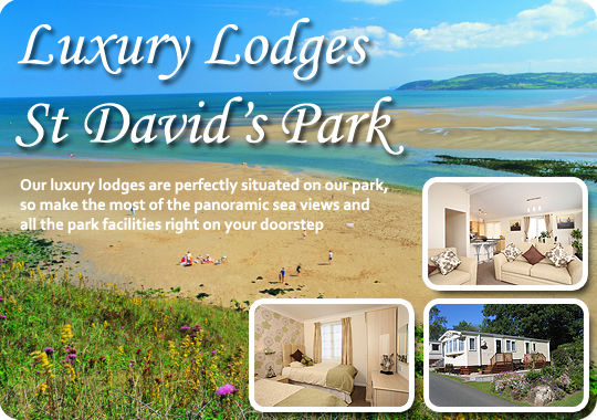 Click to for more information on our luxury lodges